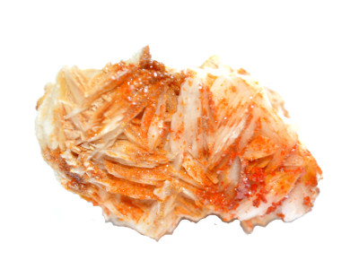 vanadinite pierre maroc