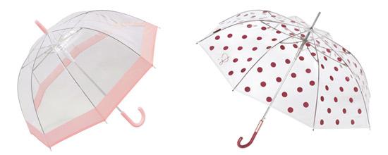 parapluie cloche et dome pour femme