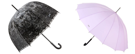 Parapluie de créateurs pour femme