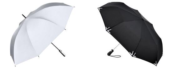 parapluie reflechissant pour femme