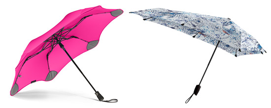 parapluie solide anti-vent et contre la tempete pour femme