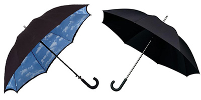 parapluie long homme