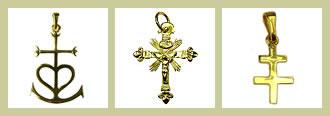France Crosses, Communions
