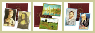 French Painting Playing Cards
