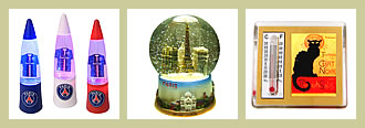 Magnets, Snow Globes & Miscellaneous