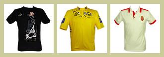 T-Shirts, Polos & Maillots de Sport Homme