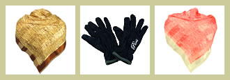 Women Scarves and Gloves
