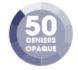 colant opaque 50 deniers lipstick