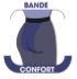 collant bande confort 1