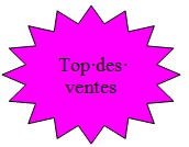 charentaise top des ventes made in france