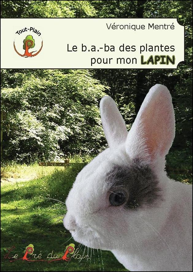 Le b.a.-ba des plantes pour mon lapin, 9782358630832