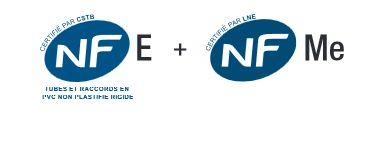 Norme NF tube pvc