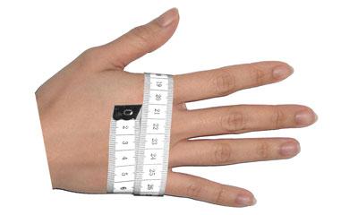 mesure tour de main