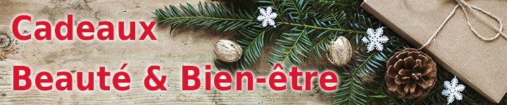 Cadeaux de Noel beauté et bien-être