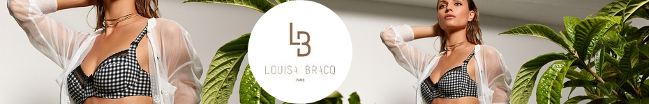 lingerie Louisa Bracq