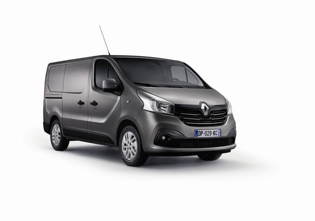 Kit d'aménagement Renault trafic